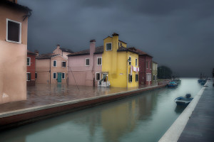 18-Bad weather in Burano nr.2
